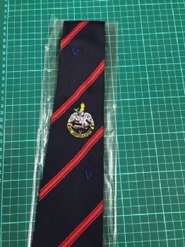 5 CHARD Embroidered Tie